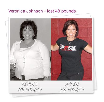 Weight Loss Contest Winner