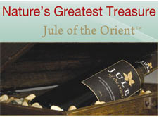 Natures Greatest Treasure Jule of the Orient