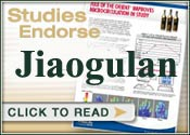 Jule of the Orient Jiaogulan Tonic Improves Micro-Circulation in Study